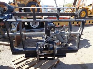 Swing Carriage Hydraulic Attachment Of Forklift
