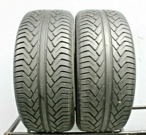 Two Used 275 50r20 2755020 Yokohama Advan St Mo Mercedes 7 5 8 32 D513