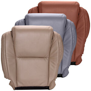 2007 2013 Driver Bottom Seat Cover Leather fits Toyota Tundra Limited