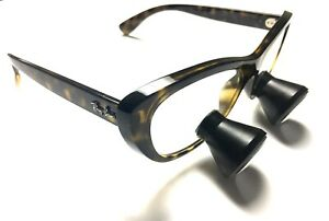 Ray ban 2 5x Loupes Ttl Custom Surgical Orascoptic Designs For Vision Clip
