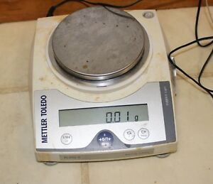 Mettler Toledo Pl202 s 210g Max Digital Balance Scale Tested