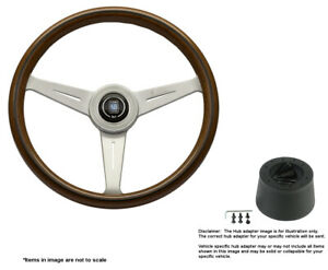 Nardi Classic 360mm Steering Wheel Hub For Porsche 356a 5051 36 6300 3804