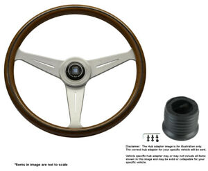 Nardi Classic 390mm Steering Wheel Momo Hub For Porsche 5051 39 6300 7005