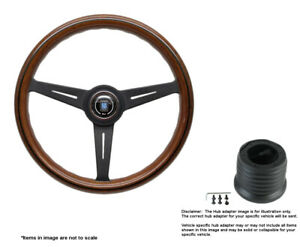 Nardi Classic 360mm Steering Wheel Momo Hub For Porsche 5062 36 2000 C231