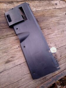 1969 1970 Cadillac Lower Dash Pad Panel W ashtray Driver Side black 66k Vgc