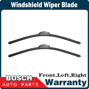 Bosch 2 Pcs Front Left Right Windshield Wiper Blade For 1991 2002 G20