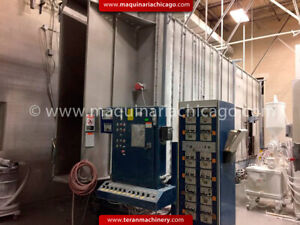 Nordson Paint Booth