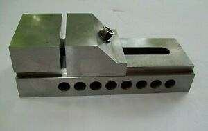Precision Grinding Toolmakers Machinist Vise 2 31 W X 1 895 H X 5 3 4 L