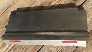 Ford Model A Pickup Bed Roll Pan W lights Plain 28 31 Brookville Ab 914 br