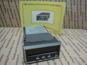 Red Lion Apollo 5 Amp Ac Imh Model Current Meter Imh40062