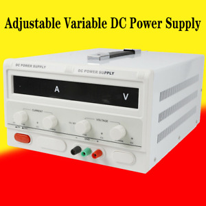 0 5a Variable Dc Linear Power Supply Regulated Adjustable Dc Power Supply 0 500v