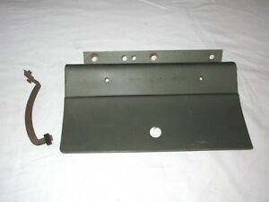 65 66 Ford Galaxie 500 Custom Dash Glove Box Door Lid Cover Cubby Hinges