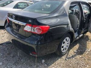 Rear Clip Le With Satellite Antenna Fits 11 13 Corolla 184059