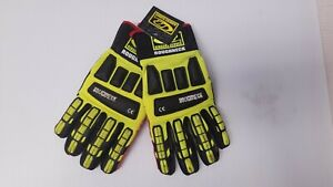 Ringers Gloves R 267 Roughneck Heavy Duty Impact Work Gloves Size 11
