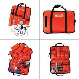 All in one Emt Kit With Dual Head Stethoscope Mabis And Paramedic First Aid