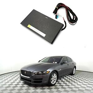Qi Phone Wireless Fast Charger Station Panel Pad 10w For Jaguar Xe Xf Xfl F pace