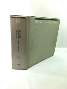 Hp 8673e Synthesized Signal Generator 2 0 18 0 Ghz Operating Service Manual 5968