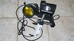 Uvp Ultra Violet Products Blak ray B 100y Microscope Uv Inspection Lamp