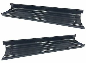 1948 1949 1950 1951 1952 Ford Truck Steel Running Boards Edp Primer Pair New