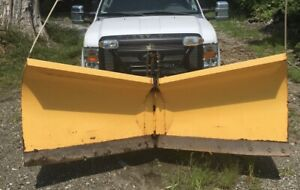 Meyer Super V2 V 8 5 Snow Plow Everything You Need Is Included
