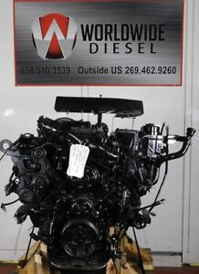 2011 International Maxxforce 7 Diesel Engine 300hp Approx 151k Miles