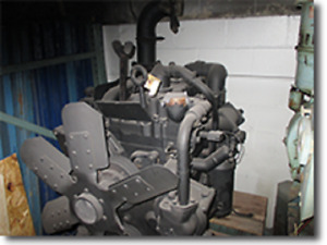 Cat 3304pc Diesel Engine All Complete And Run Tested