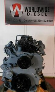 2001 International Dt 530 Diesel Engine 275hp Approx 159k Miles All Complete