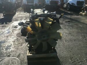 2004 International Dt 466 Egr Diesel Engine 210hp Approx 177k Miles