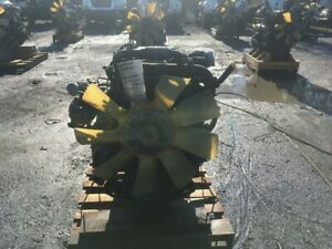 International Dt 466 Egr Diesel Engine Approx 11k Hours