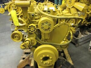 Cat 3126 Diesel Engine All Complete And Run Tested