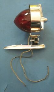 Nos Yankee Pacesetter Auxiliary Stop Tail Light Accessory