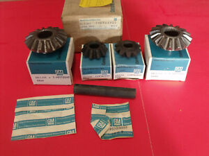 Nos 66 67 Oldsmobile F85 Cutlass Differential Gear Spider Kit 9877922 Non Posi