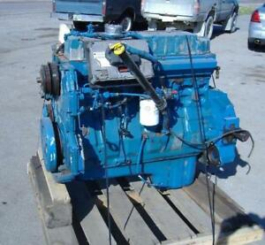 1998 International Dt 466e Diesel Engine All Complete And Run Tested