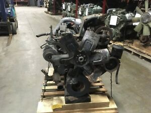 International Dta 466b Diesel Engine All Complete And Run Tested