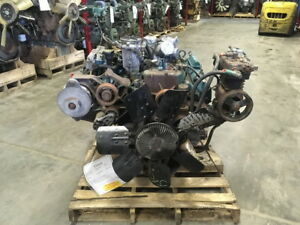 1999 International T444e Engine 190hp Approx 171k Miles All Complete