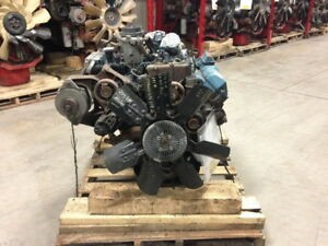 1999 International T444e Engine 175hp Approx 253k Miles All Complete