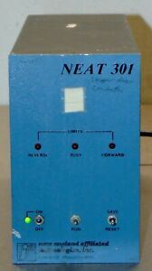 New England Affiliated Technologies Neat Model 301 Stepper Motor Controller