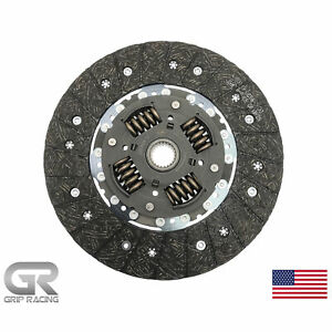 Grip Oem Street Pro Clutch Disc For 2007 2013 Mazdaspeed3 2 3l Turbo Dohc