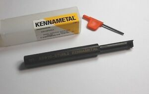 Kennametal Indexable Screw Down Boring Bar A0610stunl2 1094736 Usa