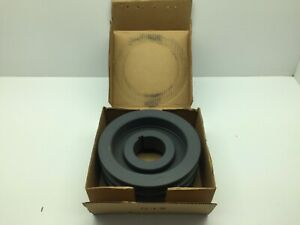 Browning 3tc80 3 Groove C V belt Sheave Pulley Q1 Bushing 8 4 In Od