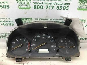 2000 2001 2002 Honda Accord Speedometer