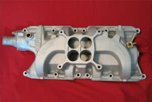 1967 68 Ford Shelby Intake Manifold S7ms 9424 A Rare Buddy Barr Stamping