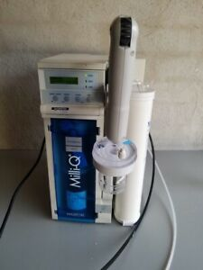 Millipore Milli q Academic A10 Ultra Pure Water Purification System