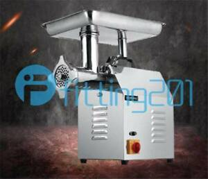 220kg h 22 stainless Steel Meat Grinder Commercial Electric Meat Grinder 220v