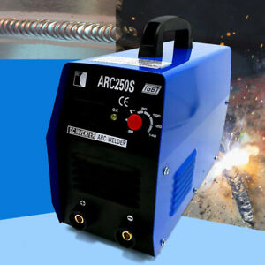 110v Arc 250 Amp Welder Welding Machine Soldering Accessories Tools Weld Us Plug