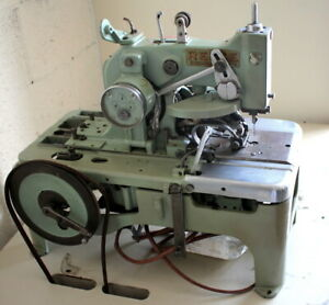 Reece 101 Rounded Buttonhole 3 4 Industrial Sewing Machine 220v 3 phase