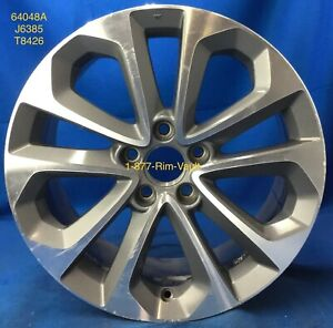 18 Honda Accord 2013 2014 2015 18x8 Factory Oem Original Wheel Rim 64048