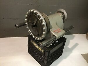 Ridgid 300 Pipe Threader Power Head Pipe Threading Tested Works Great Free Ship