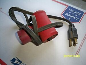 Vintage Nos Radiator Hose Electric Heater Car Truck Cooling System 110v