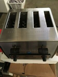 Waring Wct810 Heavy Duty 4 slice Commercial Toaster